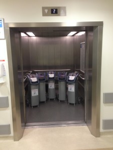 iHP Machines in the Lift