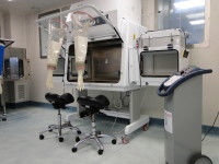 Hospital gets New Isolators